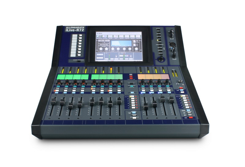 Allen & Heath iLive-R72