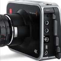 Blackmagic Design Production Camera 4K EF