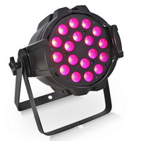 StarTECH LED PAR RGBWA216 UV