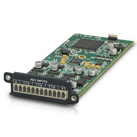 Symetrix EDGE 4 Channel AEC Input Card