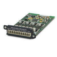 Symetrix EDGE 4 Channel Analog In Card