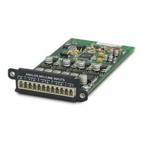 Symetrix EDGE 4 Channel Analog Out Card