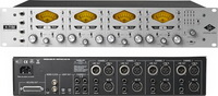Universal Audio 4-710d Four-Channel Tone-Blending Mic Preamp wD