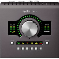 Universal Audio Apollo Twin Mk II QUAD